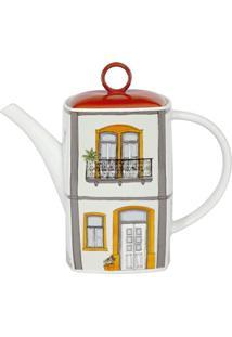 Bule Para Café Vista Alegre Modelo Alma De Lisboa