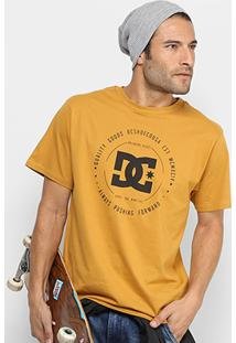 Camiseta Dc Shoes Rebuit Color Masculina - Masculino
