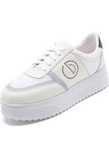 Tênis Dumond Logo Branco
