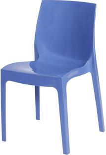 Cadeira Ice Polipropileno Azul - 23077 Sun House