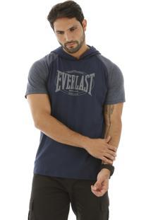 Camiseta Everlast Manga Raglan