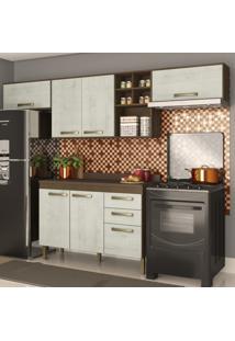 Cozinha Modulada Viena A1393 - Casamia Elare