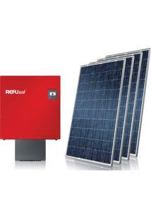 Gerador De Energia Solar Telha Ondulada Centrium Energy Gef-52000Rsm0 52Kwp Trifasico 220V Painel 325W String Box