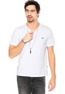 Camiseta Triton Reta Branca