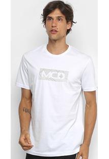 Camiseta Mcd Logo Masculina - Masculino
