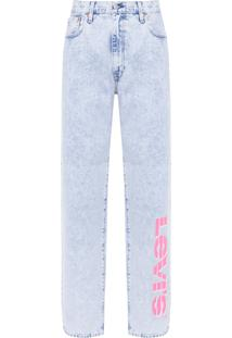 Calça Masculina Levis Baggy - Azul