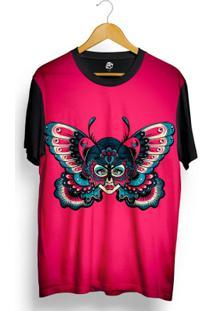 Camiseta Bsc Butterfly Wings Full Print - Masculino