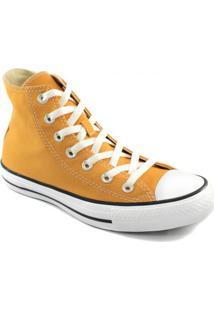 dec3abd9a Tênis Amarelo Converse feminino