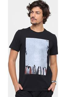 Camiseta Redley Surboards Masculina - Masculino