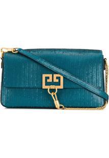 Givenchy Bolsa Tiracolo - Azul