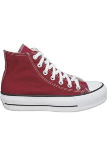Tênis Converse Chuck Taylor All Star Platform Hi Bordo Ct12000010.35