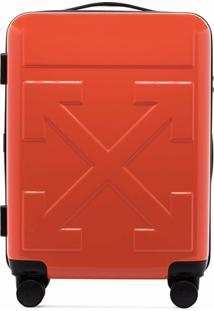 Off-White Mala Com Logo - Vermelho