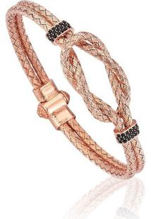 Pulseira Masculina Artillery Bangle Rose