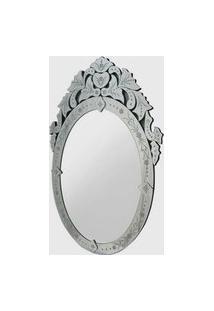 Espelho Mirano Rivatti Cinza