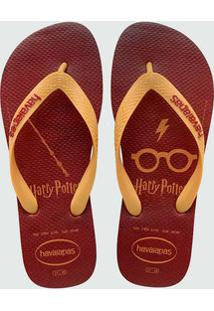 Chinelo Masculino Harry Potter Havaianas 1440