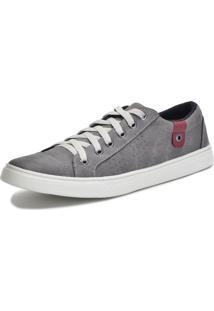 Tênis Avenue Sneaker Floripa Cinza