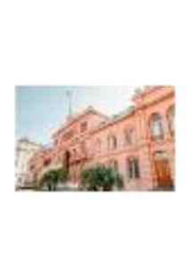 Painel Adesivo De Parede - Buenos Aires - Argentina - Casa Rosada - 1684Pnm