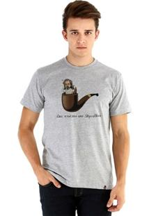 Camiseta Ouroboros Manga Curta Skywalker? Masculina - Masculino