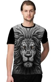 Camiseta Stompy Lion Masculina - Masculino