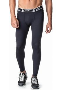 Calça De Compressão 10 Lisa - Vestem - Masculino