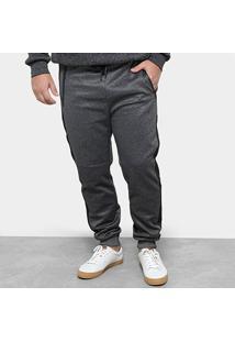 Calça Moletom Delkor Plus Size Masculina - Masculino