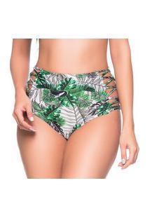 Calcinha Hot Pants Tiras Cruzadas Viuvinha Trends La Playa 2019