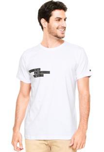 Camiseta Fiveblu Less Branca