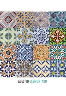 Adesivo Decohouse De Parede Multicolorido