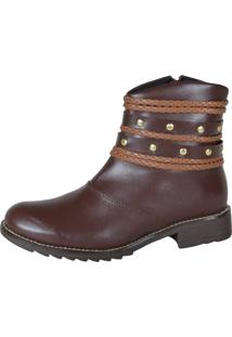Bota Eagle Black Texas Rf 0120 Café