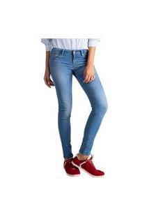 Calça Jeans Levis 711 Skinny - 60006 Azul