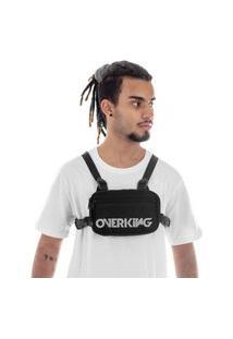 Bolsa Chest Bag Overking Preta