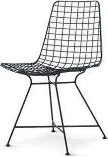 Cadeira Laos Preto Fosco 85 Cm (Alt) - 47507 Sun House