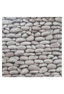Papel De Parede Auto Adesivo 3D Pedra Natural Rustico