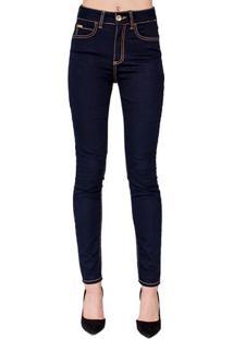 Calça Flexivel Jeans feminina  dac89126bcc