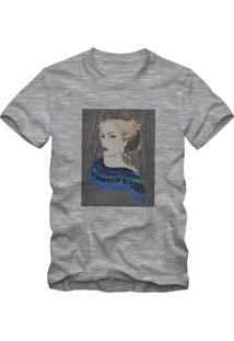 Camiseta Milá Desiré Casual Masculina - Masculino