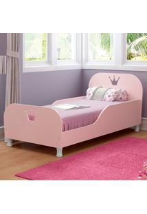 Mini-Cama Complementar 2321 Rei/Rainha – Multimóveis - Rosa Premium