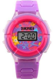 Relógio Infantil Skmei Digital Feminino - Feminino