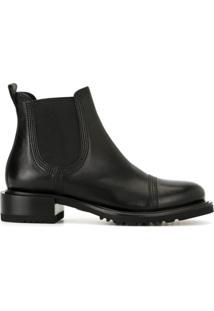 Premiata Ankle Boot Chelsea - Preto