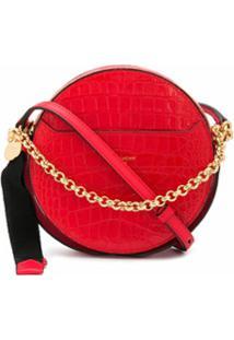 Givenchy Bolsa Transversal Eden Redonda - Vermelho