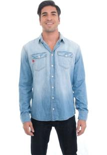 Camisa Indigo Coca-Cola Jeans - Masculino