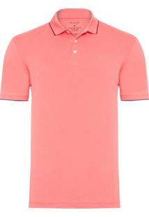 7f27d24d7d Shop2gether. Polo Masculina Frisos Classic - Rosa
