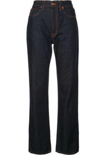 Slvrlake Calça Jeans London - Azul