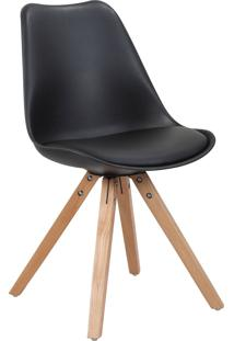 Cadeira Ligia Preta Rivatti Móveis