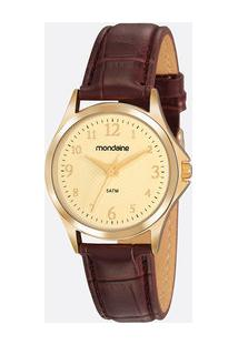 Relógio Feminino Mondaine 83474Lpmvdh2