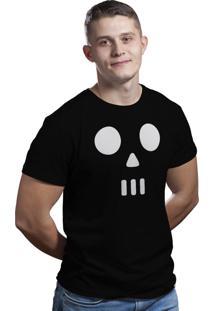 Camiseta Hunter Robotizado Preta