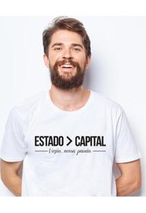 Camiseta Zé Carretilha - Cea-Vozao-Estado Masculina - Masculino