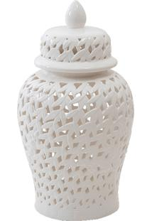 Vaso De Porcelana Mercure