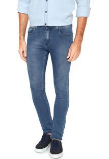 Calça Jeans Lee Skinny Macky Azul