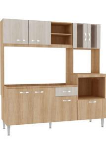 Cozinha Compacta Fellicci Tati, 8 Portas, 1 Gaveta - Cc70