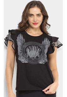 Camiseta Triton Original Since Feminina - Feminino